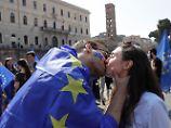 Die EU feiert ihren 60.: Ein Hauch von Geschichte in Rom