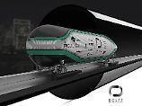 Besser als Fliegen: Lufthansa interessiert sich für Hyperloop