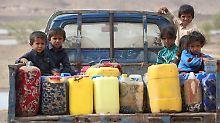 Unicef-Bericht aus Jemen: Fast 500.000 Kinder in Lebensgefahr
