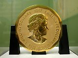 Nachts im Berliner Bode-Museum: Diebe stehlen 100-Kilo-Goldmünze