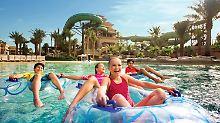 n-tv Spezial Dubai: Familienspaß: Von Wasserparks bis Spiderman