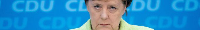 Der Tag: 16:23 Merkel stellt SPD die Beziehungsfrage