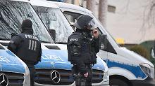 Nach Antrag aus Flugzeug geholt: Terrorverdächtiger bekommt kein Asyl