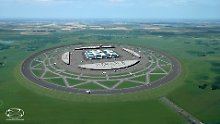 "Projekt ""Endless Runway"": Forscher planen kreisrunden Flughafen"