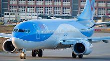 Flugzeugführer fällt im Flug aus: TuiFly-Stewardess springt für Copiloten ein