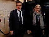 Für François Fillon und seine Frau Penelope sieht es derzeit nicht gut aus.