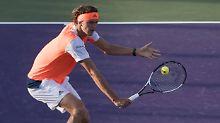 Erstes Masters-Viertelfinale: Zverev beeindruckt und feiert Premiere