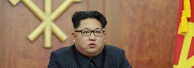 """""""Werden höchsten Preis zahlen"""": China sagt harten Nordkorea-Kurs zu"""