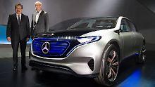 Aktionärstreffen bei Daimler: Zetsche bekommt fast 100 Prozent