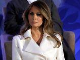 Teurer Schutz für Trumps Ehefrau: Online-Petition nimmt Melania ins Visier