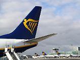 Ryanair warnt: Harter Brexit könnte Flugverkehr lahmlegen