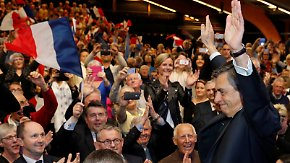 Die Hoffnung stirbt zuletzt: Fillon zieht den Wahlkampf durch