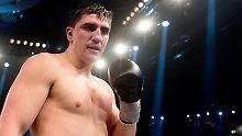 Der Sport-Tag: Muhammad-Ali-Trophy: Deutsche fighten gegen Unbesiegte
