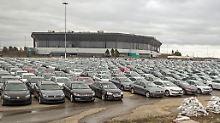 Diesel-Abschreibungen belasten: Rekordgewinn und Gewinneinbruch bei VW