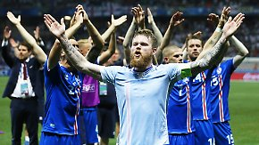 """Wie ein Vulkan"": Doku lässt Islands Fußballmärchen Revue passieren"