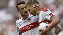 Braunschweig schiebt sich vor: Terodde weckt VfB aus Dynamo-Alptraum