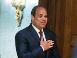 Ägyptens General im Weißen Haus: Wie Al-Sisi Trumps Freund werden will