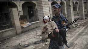 Antonia Rados im Irak: Zivilisten sterben zwischen den Fronten