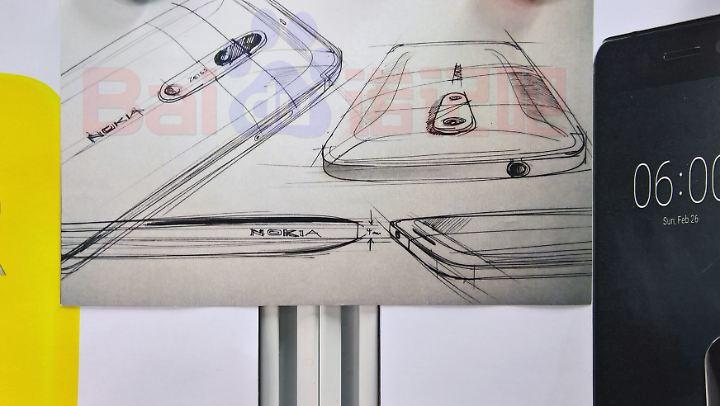Ist das eine Zeichnung des Nokia 9?