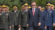 Angst vor einem zweiten Kandil: Erdogan kündigt Mission im Irak an