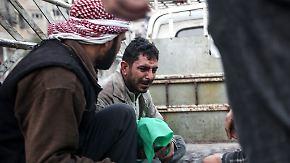 Vom Bürger- zum Stellvertreterkrieg: Worum geht es in Syrien?