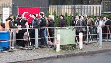 """Die Stimmen der Deutschtürken: """"Manche Kulturen brauchen 'ne starke Hand"""""""
