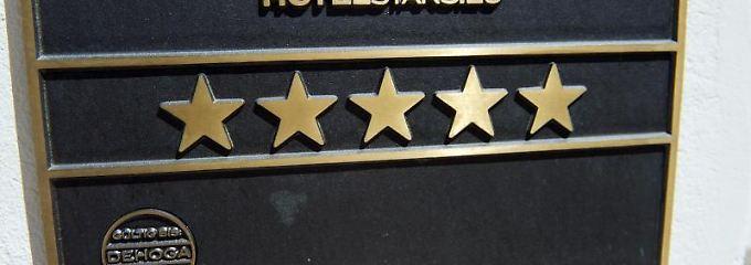 Fünf Sterne müssen gar nicht mal so teuer sein.