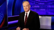 Aushängeschild von Fox und zunehmend in der Kritik: Bill O'Reilly