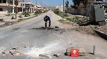 Achte Blockade im Sicherheitsrat: Russland verhindert neue Syrien-Resolution