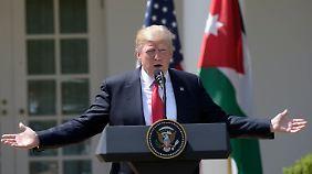 Nach mutmaßlichem Giftgasanschlag: USA drohen mit Alleingang gegen Syrien