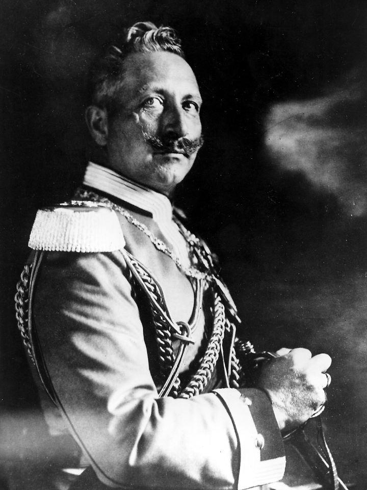 Der Plan des deutschen Kaisers geht nicht auf.