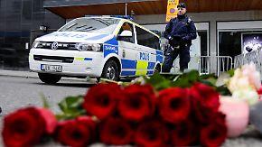 Suche nach Hintergründen: Terror erreicht Stockholm