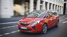 Gebraucht so gut wie mängelfrei: Opel Zafira C - ein flexibler Raumriese