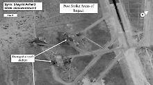 """""""Unberechenbarkeit"""" als Prinzip: Moskau: Trump hat keine Syrien-Strategie"""