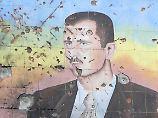 Schutzzonen in Syrien: Assad bietet Rebellen Amnestie an