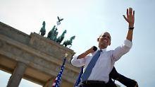 Ex-Präsident beim Kirchentag?: Obama zieht's wohl erneut nach Berlin