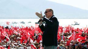 Porträt Recep Tayyip Erdogan: Vom Hoffnungsträger zum Machthaber