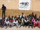 "Menschenhandel in Libyen: Flüchtlinge auf ""Sklavenmärkten"" verkauft"