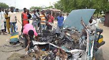 """Unicef: Anstieg """"alarmierend"""": Boko Haram zwingt Kinder zu Attentaten"""