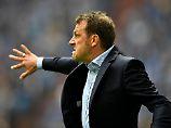 Weinzierls Zeit ist abgelaufen: Medien: Schalke bekommt neuen Trainer