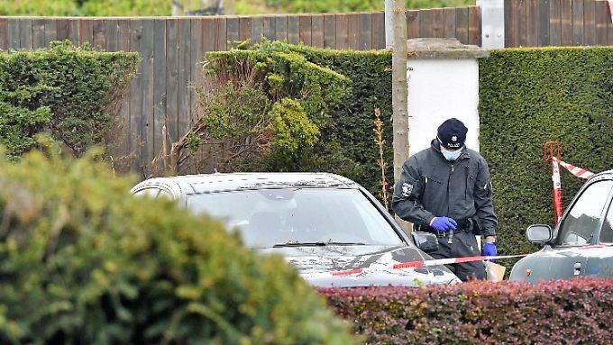 Bekennerbrief ohne Absender: Das einseitige Schreiben wurde in mehrfacher Ausfertigung am Tatort gefunden.