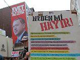 Nein-Lager benachteiligt: OSZE beklagt unfairen Wahlkampf in der Türkei