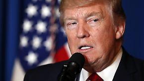 Finanzmärkte in Bewegung: Trump beklagt Stärke des US-Dollar
