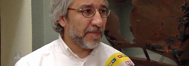 """Can Dündar, Ex-Chefredakteur """"Cumhuriyet"""": """"Sind an einem gefährlichen Punkt"""""""