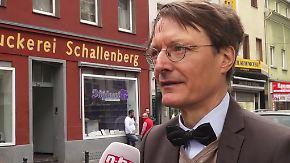 """Karl Lauterbach im Interview: """"Kölner Lebensgeist ist ideal für Integration"""""""