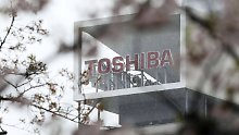 Toshiba ist in akuter Schieflage.