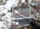 Toshiba ist in akuter Schieflage.