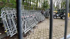 Nach Anschlag auf BVB-Bus: Fußballvereine erhöhen Sicherheitsmaßnahmen