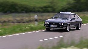 30 Jahre nach Produktionsende: Ford Capri ist noch immer Kult