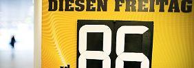 Vorzeitiges Ostergeschenk: Finne gewinnt 87 Millionen Euro